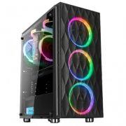 Computador Gamer - Intel Core i7-9700Kf 9ª Geração, 8GB DDR4, HD de 1TB, Placa de Vídeo GTX 1660 Super 6GB, Fonte 600W Real