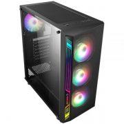 Computador Gamer R5  - Ryzen 5 3600x, Memória 8Gb, HD 1TB,  RX580 8GB, Fonte 600W 80 plus