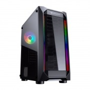 Computador Gamer R7  - Ryzen 7 3700x, Memória 16Gb, HD 1TB, Radeon RX5600 XT 6GB, Fonte 600W 80 plus