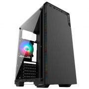 Computador Gamer Ryzen 3 2200G - Memória 8GB DDR4, HD 1TB, Placa de vídeo Radeon Vega 8