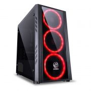Computador Gamer Ryzen 5 2600x - 1TB, 8GB DDR4, VGA GTX 1050 3GB, Fonte 500w
