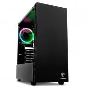 Computador Gamer Ryzen 5 3600, 8GB DDR4, HD 1TB, Geforce GTX750ti, Fonte 500w
