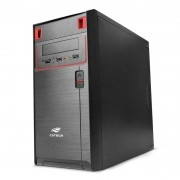 Computador Office Standard -  Intel Quad Core 2GHz, Memória de 4GB, HD 1TB, Gabinete ATX *