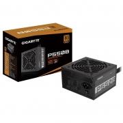 Fonte ATX 550W Real Gigabyte P550B - 80 Plus Bronze