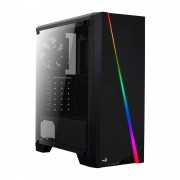 Gabinete Gamer Aerocool Cylon RGB Mid Tower