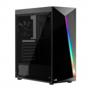 Gabinete Gamer Aerocool Shard RGB Mid Tower