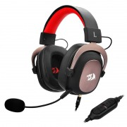 Headset Gamer Redragon Zeus 2 Surround 7.1, Drivers 53mm - H510-1