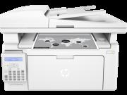 Impressora Multifuncional HP Laserjet Pro M130fn - Impressora, copiadora, fax, digitalizadora, velocidade até 22ppm