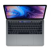 "Apple Macbook Pro MR9Q2 - Intel Core i5, 8GB, SSD 256GB, Wireless AC, Bluetooth 5.0, Tela 13.3"" - Cinza Espacial, Meados 2018"