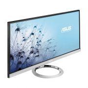 "Monitor 29"" Asus - Ultra-Wide, FHD - Preto com prata - MX299Q"
