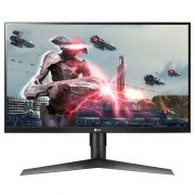 "Monitor Gamer 27"" LG - IPS Full HD, HDR 10, AMD FreeSync, 144Hz, 1ms, Display Port/ 2x HDMI - 27GL650F-B"