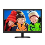 "Monitor Philips - 21.5"", LED, Widescreen, Full HD, HDMI, VGA - 223V5LHSB2"