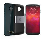 "Motorola Moto Z3 Play Power & DTV Edition - 64GB, Octa-core, Tela de 6"" Full HD, Câmera dupla - Índigo"