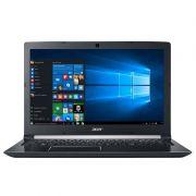 Notebook Acer A515-51G-72DB – Intel Core i7 7ª Ger., Memória 8GB, Hd 1Td,  GeForce 940MX 2GB Tela 15.6