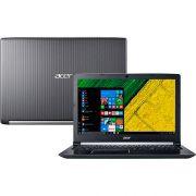 Notebook Acer A515-51G - Intel Core i5 7ª Geração,Memória 8GB, HD 1TB, Geforce 2GB dedicada, Tela 15.6', Windows 10 (seminovo)