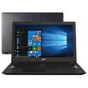 """Notebook Acer Aspire 3 A315 Intel Core i3, Memória  4GB, Ssd 480GB, Tela 15.6"""" Windows 10"""