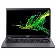Notebook Acer Aspire A315 Intel Core i3, Memória 4GB, SSD 120GB + HD 1TB, 15.6