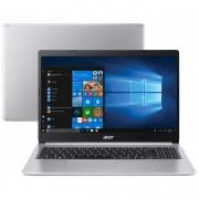Notebook Acer Aspire A515 Intel Core i5 10ªG, 8GB, SSD 256GB NVMe + HD 1TB, Tela 15.6