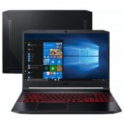 Notebook Gamer Acer Nitro 5 Intel Core i5 10ªG, 16GB, SSD 512GB NVMe + HD 1TB, GTX 1650Ti 4GB, 15.6