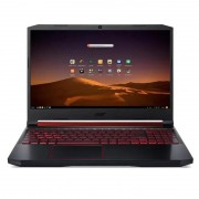 Notebook Gamer Acer Nitro 5 AN515 AMD Ryzen 7, 16GB, SSD 128GB + HD 1TB, GeForce GTX1650 4GB, IPS 15.6