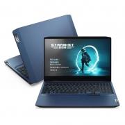 Notebook Gamer Lenovo Ideapad Gaming 3i Intel Core i7-10750H, 16GB, SSD 512GB NVMe, GeForce GTX1650 4GB, 15.6