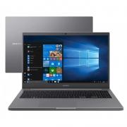 Notebook Samsung Book E30 Intel Core i3 11ªG, 4GB, SSD Nvme 128GB + HD 500GB, Tela Full HD 15.6