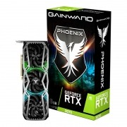 Placa de Vídeo Gainward GeForce RTX 3070 Phoenix 8gb GDDR6 256 Bits