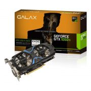 Placa de Vídeo Galax GeForce GTX 1050TI Exoc - 4GB, GDDR5, PCI-EXP