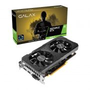 Placa de Vídeo Galax GeForce GTX 1660Ti - 6GB, GDDR6, HDMI, DVI-D, 1-Click OC