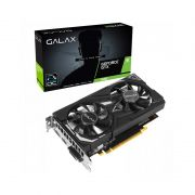 Placa de vídeo GeForce GTX 1650 4GB Galax EX Plus - GDDR6, (1-Click OC)