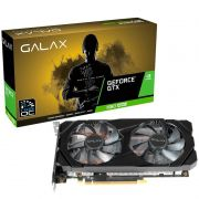 Placa de Vídeo Galax GeForce GTX 1660 Super 6GB - GDDR6, 192 Bit, 1-Click OC