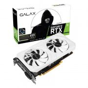 Placa de Vídeo Galax GeForce RTX 2060 - 6GB, 1-Click OC, GDDR6, HDMI, DVI-D