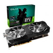 Placa de Vídeo Galax GeForce RTX 2070 - 8GB, GDDR6, 256 Bit