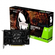 Placa de vídeo GeForce GTX 1650 4GB GAINWARD GHOST GDDR6, 128 Bits