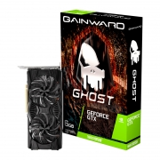 Placa de Vídeo GeForce GTX 1660 Super Ghost Dual 6GB Gainward - GDDR6, 192 bit
