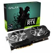 Placa de Vídeo GeForce RTX 2070 SUPER 8GB GALAX - GDDR6, 256 bits - 27ISL6MDU9EX
