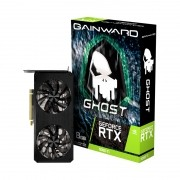 Placa de Vídeo GeForce RTX 3060 Ti 8GB Gainward Ghost - GDDR6, 256 Bits