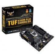 Placa Mãe Asus Gaming B360M-Plus DDR4, socket LGA 1151, chipset B360