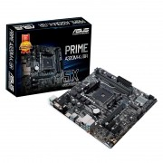 Placa Mãe Asus Prime A320M-K DDR4, socket AM4, chipset A320, mATX