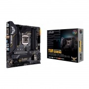Placa Mãe Asus TUF Gaming B460M-Plus DDR4, socket LGA 1200, chipset B460, mATX