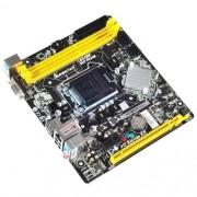 Placa Mãe Biostar H61MGV3 - 2x DDR3, LGA 1155, PCI-E, USB, VGA