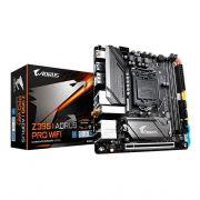 Placa Mãe Gigabyte Z390 I Aorus Pro Wi-Fi, Intel LGA 1151, DDR4, Mini-ITX, Chipset Intel Z390