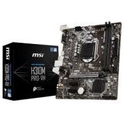 PLACA MAE MSI H310M PRO-VD VGA/HDMI/DDR4