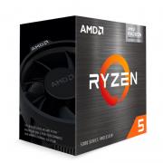Processador AMD Ryzen  5 5600G  3.90GHz (4.40GHz Turbo), 6-Core 12-Thread, Cache 16MB, AM4 - 100-100000252BOX