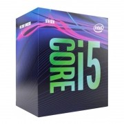 Processador Intel Core i5-9400 2.90GHz (4.10GHz Turbo), 6-Core 6-Thread, Cache 9MB, LGA 1151 - BX80684I59400