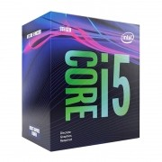 Processador Intel Core i5-9400F 2.90GHz (4.10GHz Turbo), 6-Core 6-Thread, Cache 9MB, LGA 1151, sem vídeo - BX80684I59400F