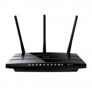 Roteador Wireless TP Link ARCHER C7 AC1750, Dual Band Gigabit, 4 Portas LAN, 1 Porta WAN,  2 USB 2.0, 3 Antenas - TP Link C7 AC1750