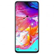 """Smartphone Samsung Galaxy A70 Azul 128GB, Tela Infinita 6.7"""", Câmera traseira tripla, Leitor Digital na tela, Octa-core - SM-A705"""
