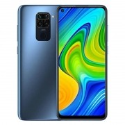 Smartphone Xiaomi Redmi Note 9 128GB Cinza Midnight Grey, Câmera Quadrupla 48MP, Octa-core, Tela infinita 6.53