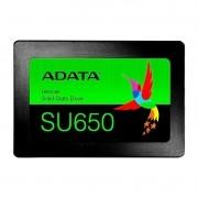 SSD 120GB Adata SU650 - 520MBs/450MBs - ASU650SS-120GT-R